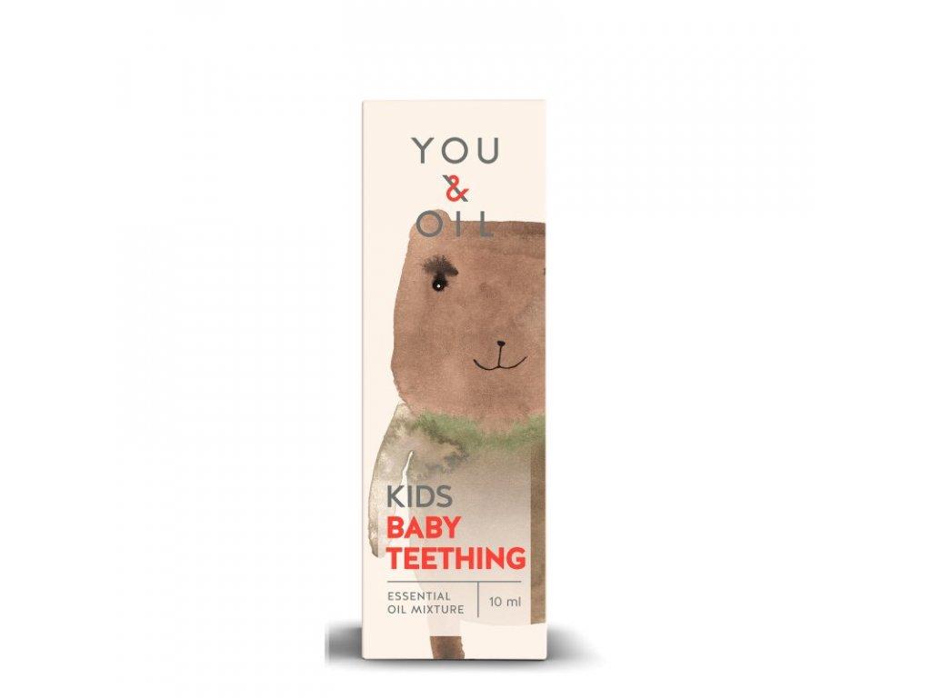 You & Oil KIDS Bioaktivní směs pro děti - Zoubky (10 ml)
