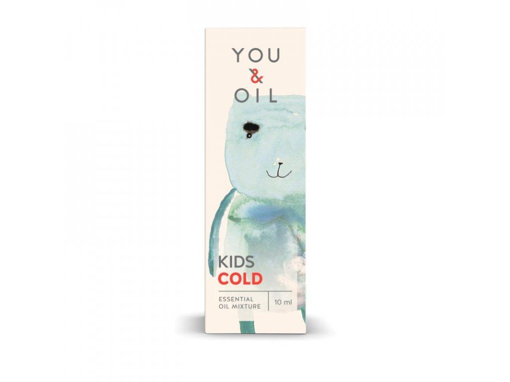 You & Oil KIDS Bioaktivní směs pro děti - Nachlazení (10 ml)