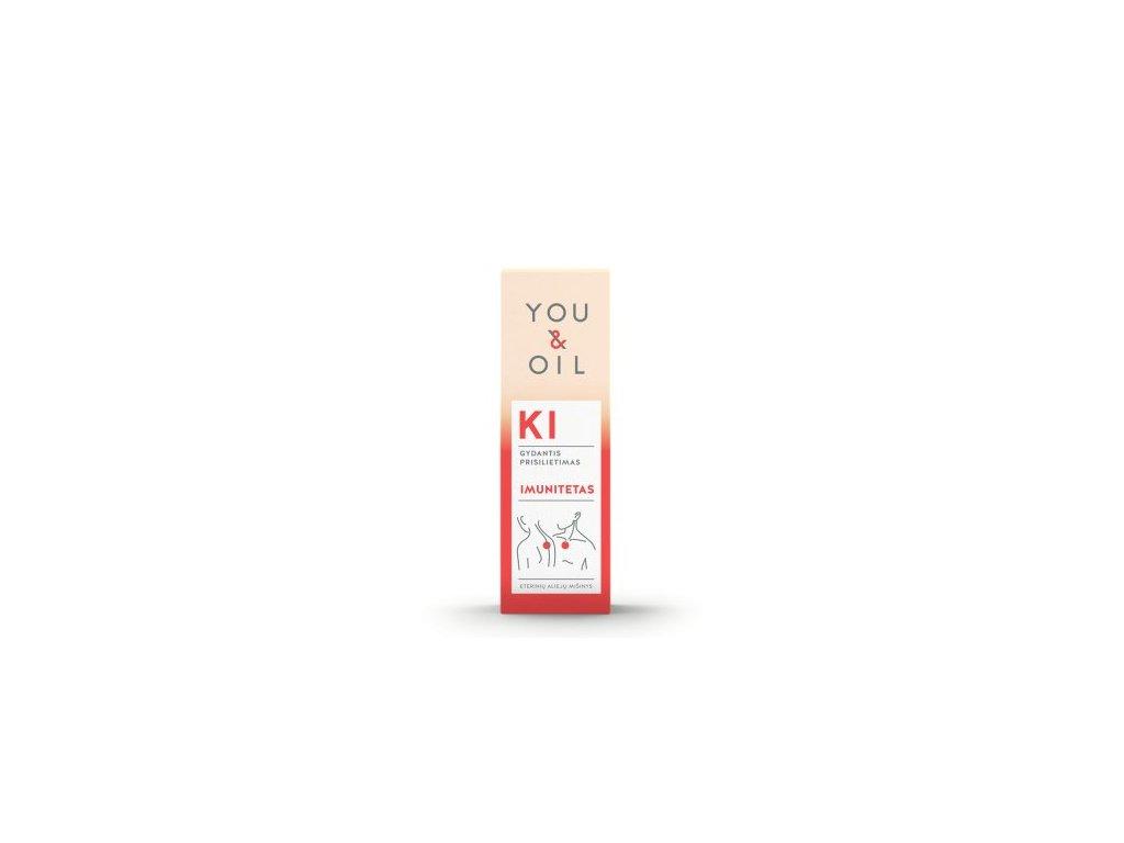 You & Oil KI Bioaktivní směs - Imunita (5 ml)
