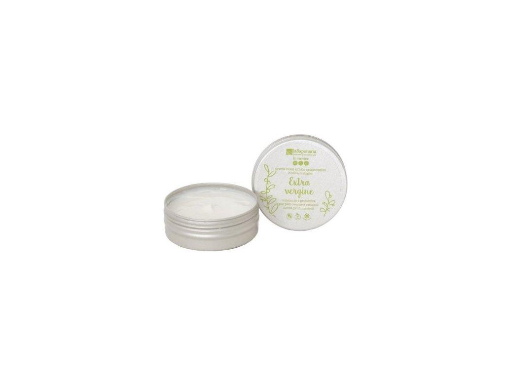 laSaponaria Krém na ruce s extra panenským olivovým olejem BIO (60 ml)