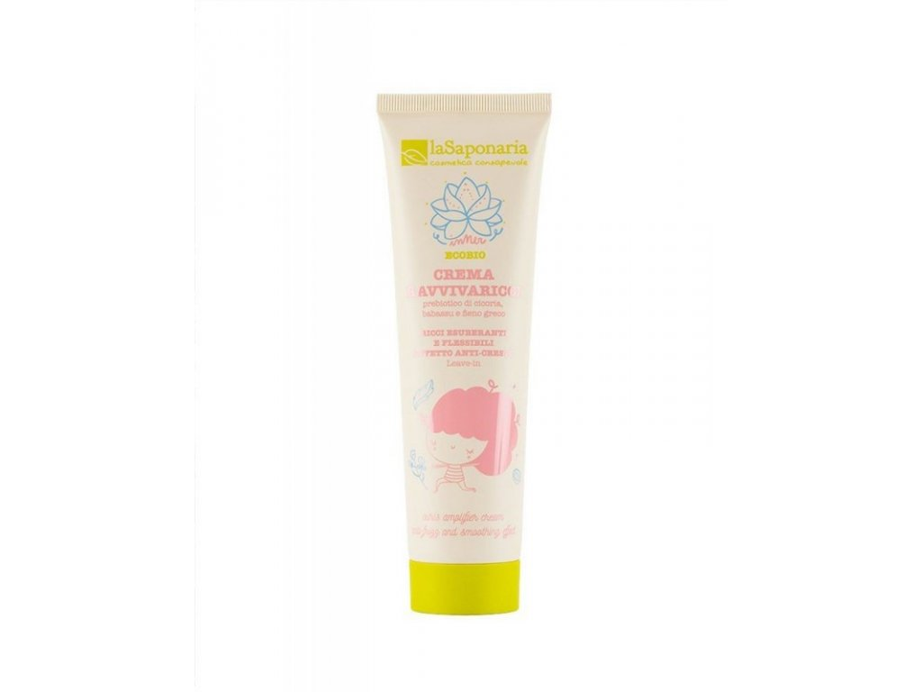 laSaponaria Bezoplachové sérum pro kudrnaté vlasy (150 ml)