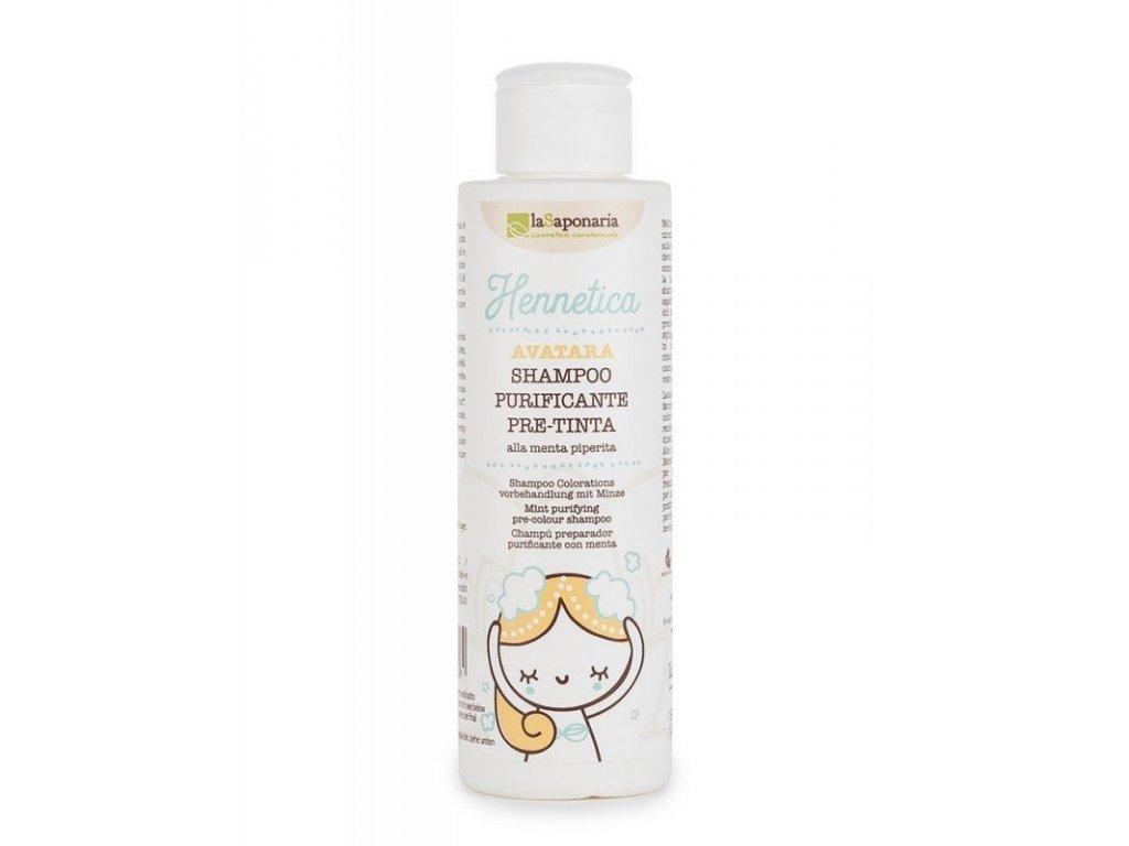 laSaponaria Šampon před barvením vlasů Avatara BIO (150 ml)