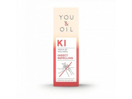 You & Oil KI Bioaktivní směs - Odpuzující komáry (5 ml) - přírodní ochrana proti štípancům