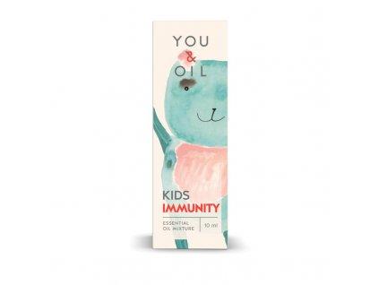 You & Oil KIDS Bioaktivní směs pro děti - Imunita (10 ml)