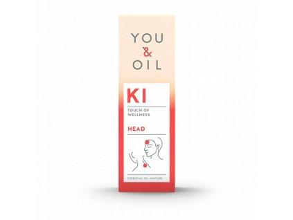 You & Oil KI Bioaktivní směs - Bolest hlavy (5 ml)