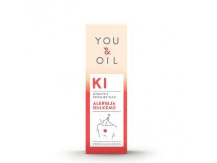 You & Oil KI Bioaktivní směs - Alergie na prach (5 ml)