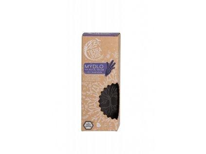 Tierra Verde Tekuté mýdlo na ruce s vůní levandule (230 ml)