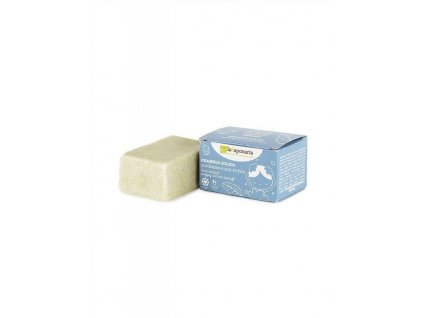 laSaponaria Tuhý šampon čisticí proti lupům (50 g) - balený v recyklovaném kartonu