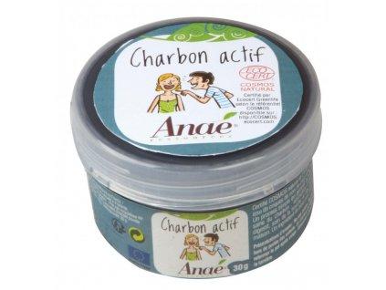Anaé by Ecodis Aktivní uhlí v prášku (30 g)