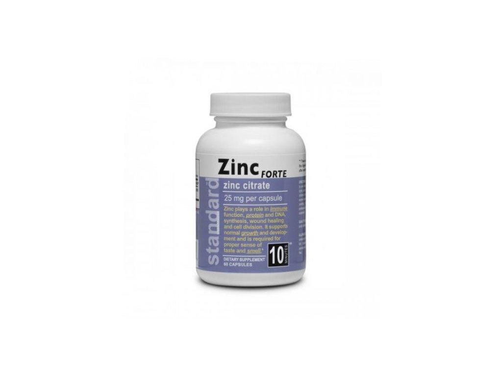 big 20202315 Zinok Forte 25 mg 60kaps. 500x500