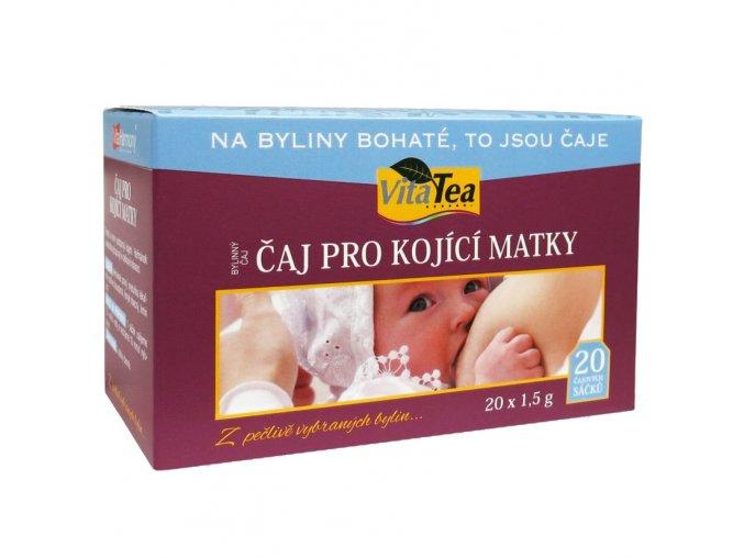 Čaj - Pro kojící matky