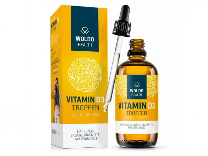 Vitamin D3 2000 I.E