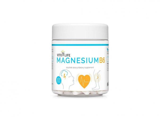 Magnesium + vitamin b6