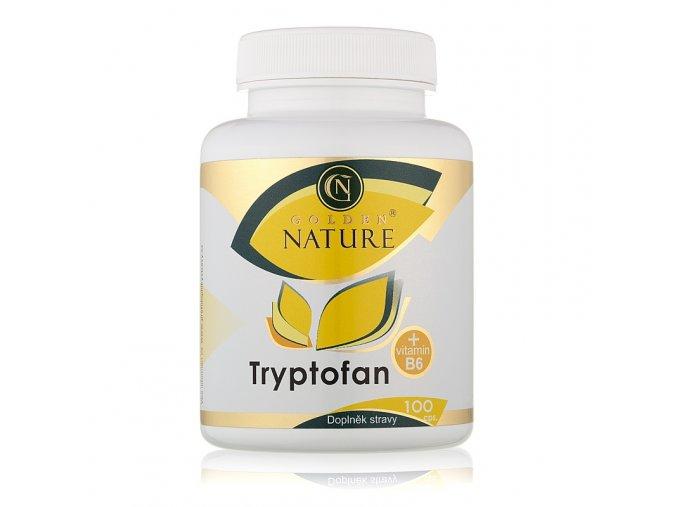 Tryptofan a vitamín B6 Golden Nature