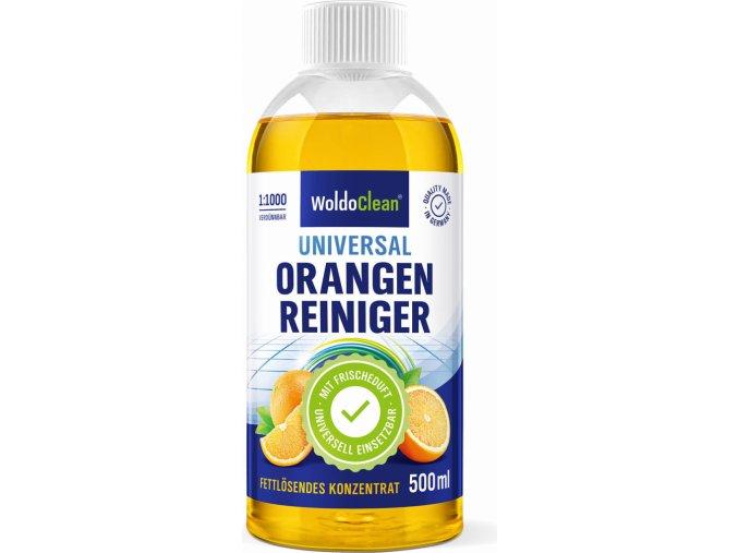 Univerzální pomerančový čistič WoldoClean 500ml