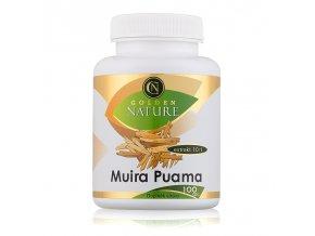 Muira Puama Golden Nature