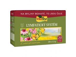 Čaj - Lymfatický systém