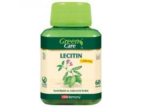 VitaHarmony - Lecitin 1.200 mg, 60 cps.