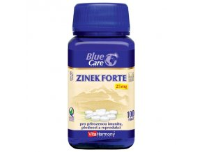 VitaHarmony Zinek Forte 25 mg - ekonomické balení 100 tbl.