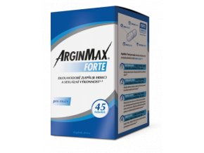 ArginMax Forte pro muže 45 tob.