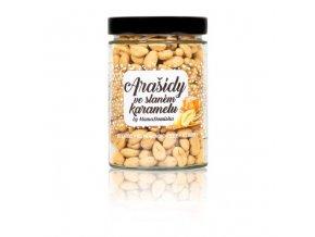Arašídy ve slaném karamelu 300g