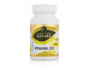 Vitamin D3 2000 I.U. SOFTGELS Golden Ńature