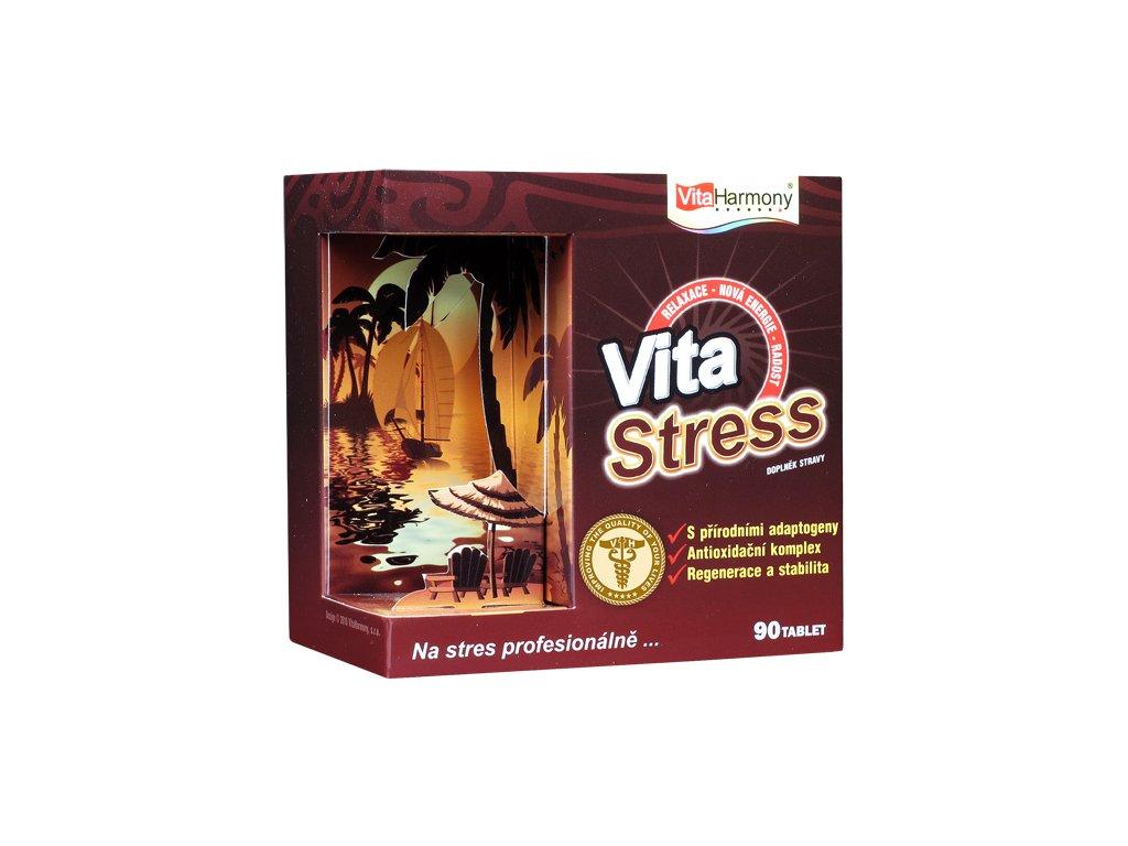 VitaStress (90 tbl.) zleva