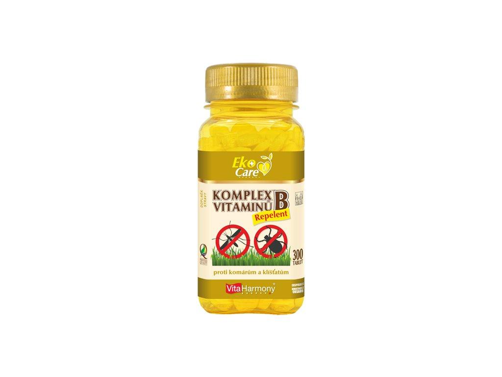 VE Komplex vitaminů B Repelent (300 tbl.)