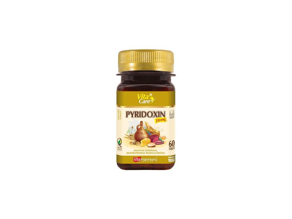 Pyridoxin (60 tbl.)