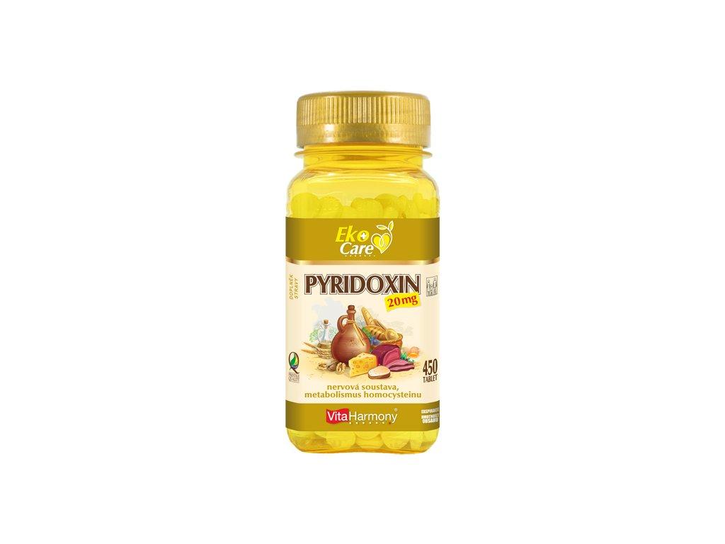 VE Pyridoxin (450 tbl.)