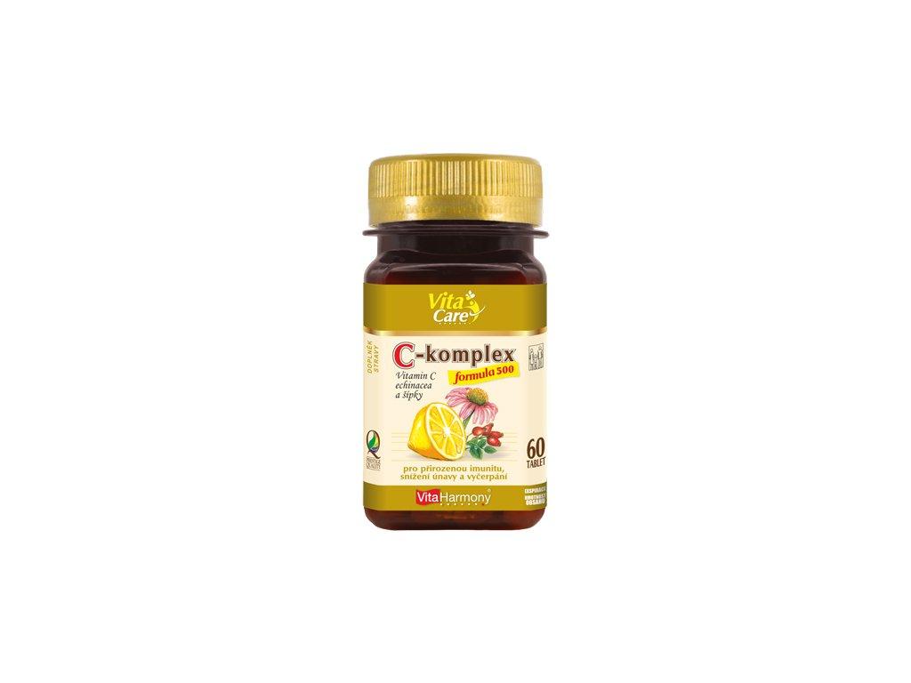 C-komplex formula 500 (60 tbl.)