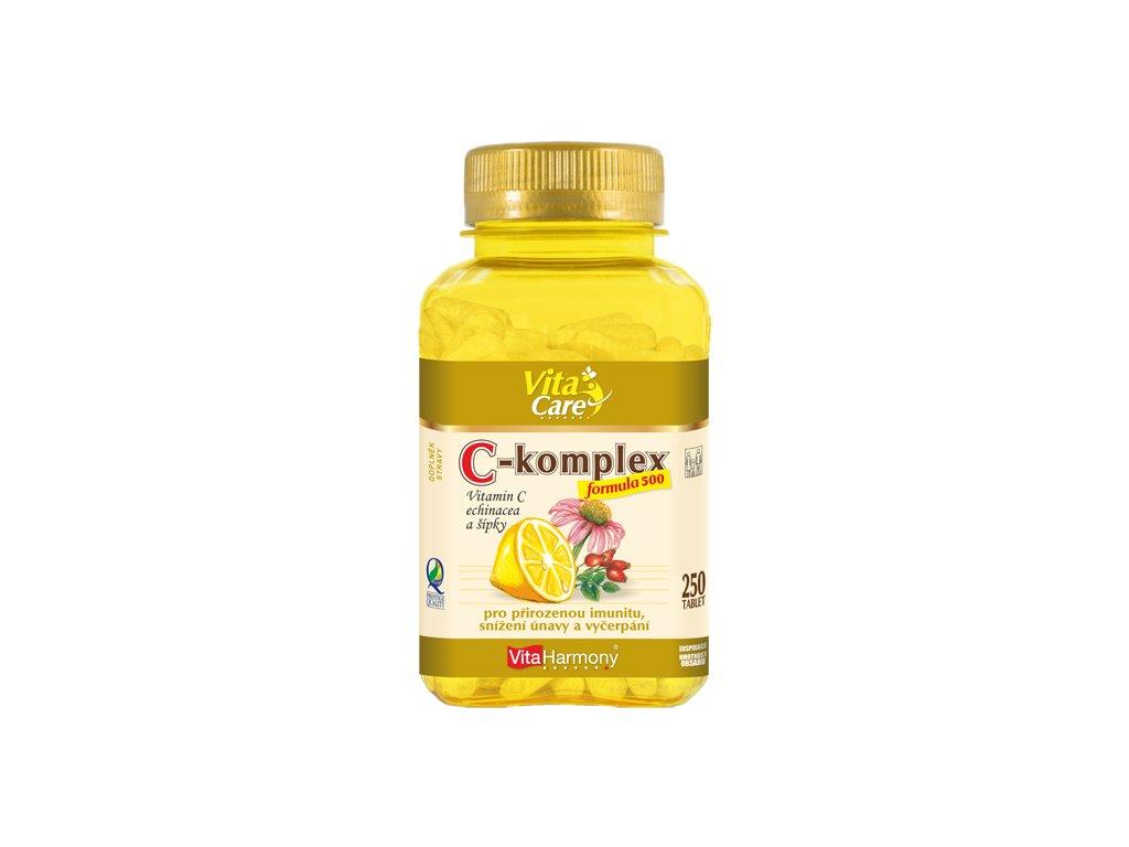 C-komplex formula 500 XXL (250 tbl.)