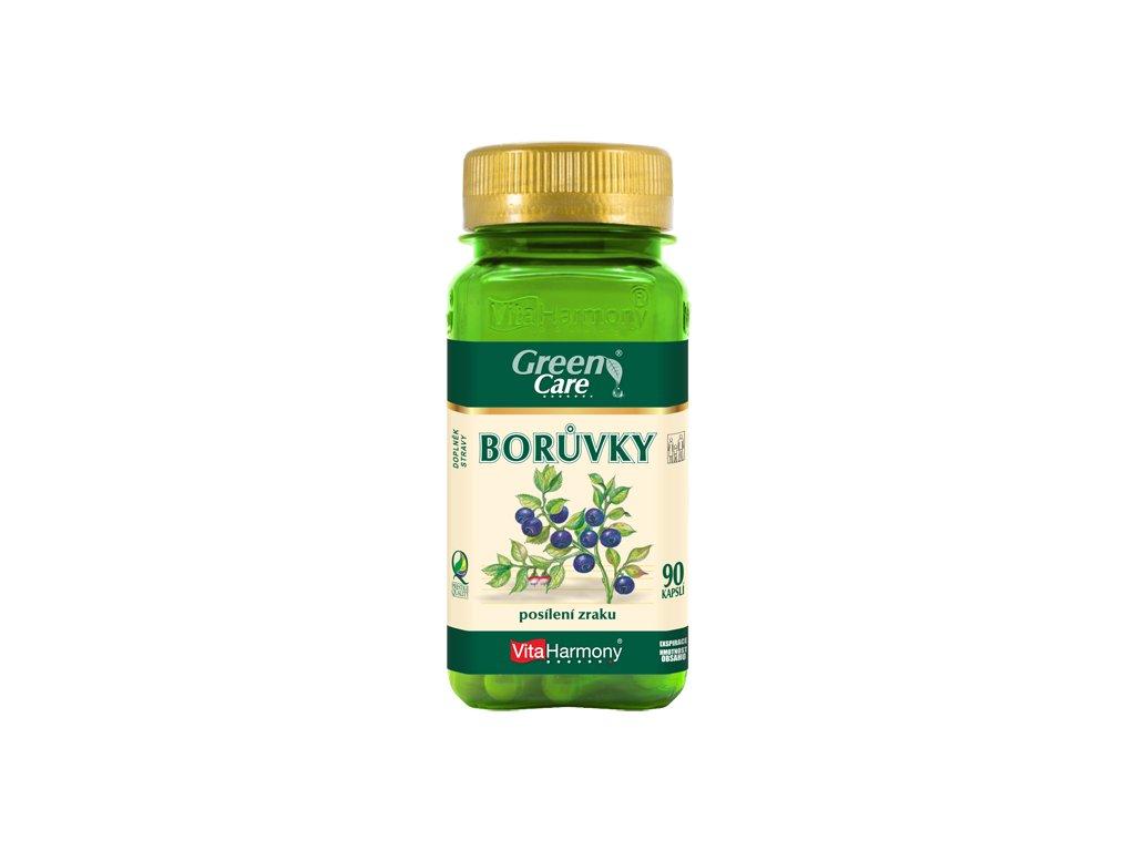 Borůvky 40 mg (90 cps.)