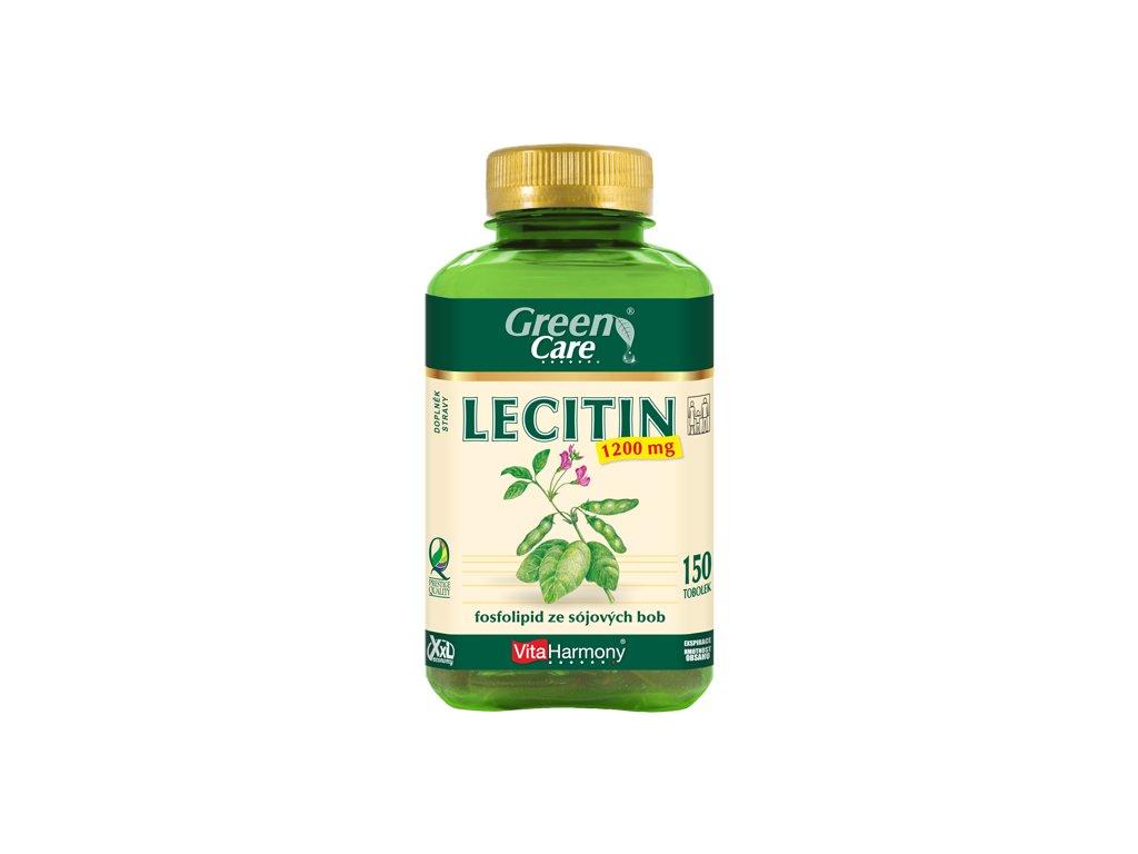 Lecitin 1200 mg XXL (150 tob.)