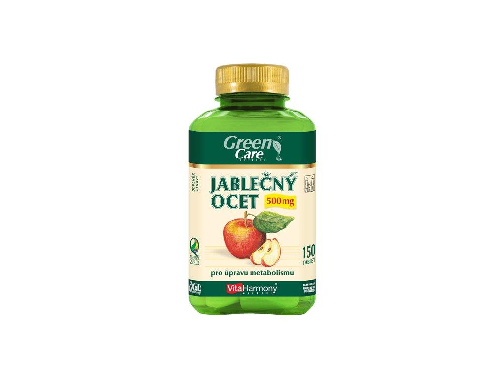 Jablečný ocet 500 mg XXL (150 tbl.)