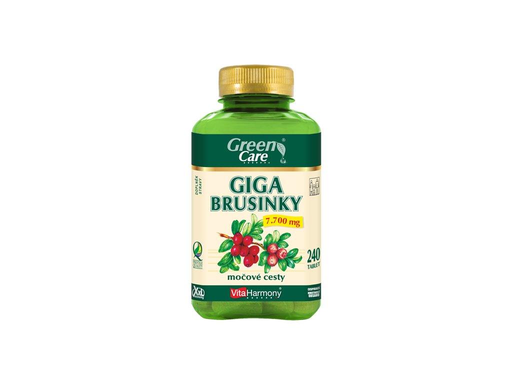 Giga Brusinky 7.700 mg XXL (240 tbl.)