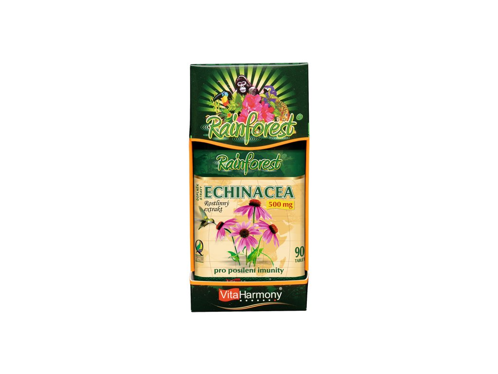 Echinacea 500 mg (90 tbl.)