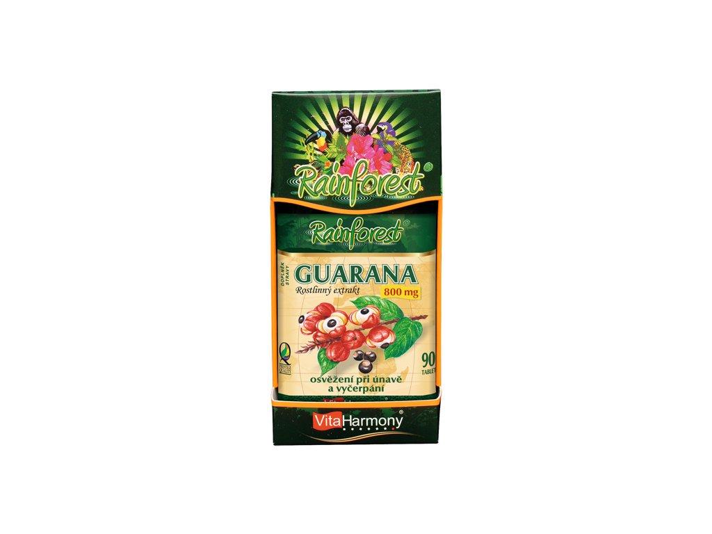 Guarana 800 mg (90 tbl.)
