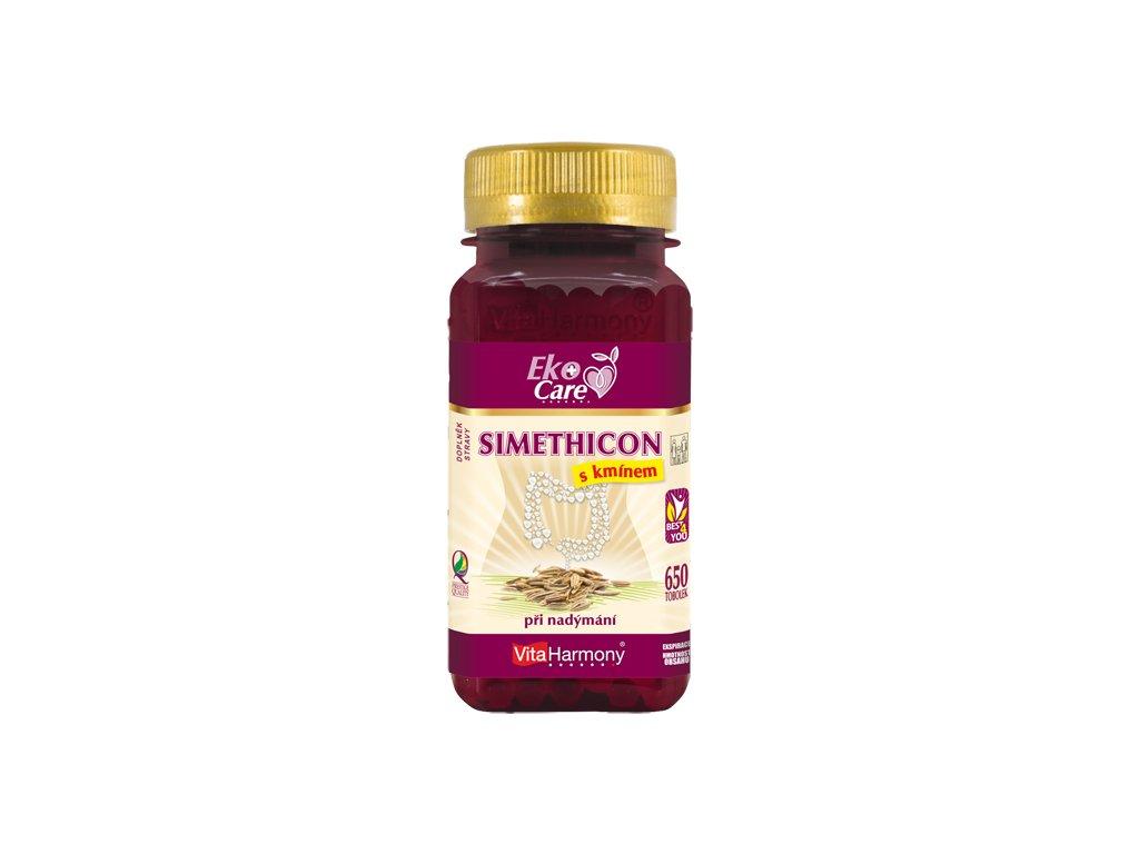 VE Simethicon 80 mg s kmínem (650 tob.)