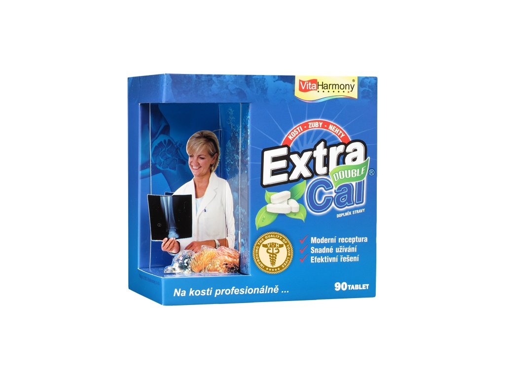 ExtraCal® Double (90 tbl.)