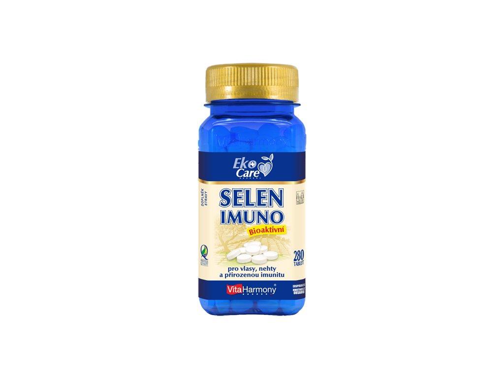 VE Selen Imuno 55 µg Bioaktivní (280 tbl.)