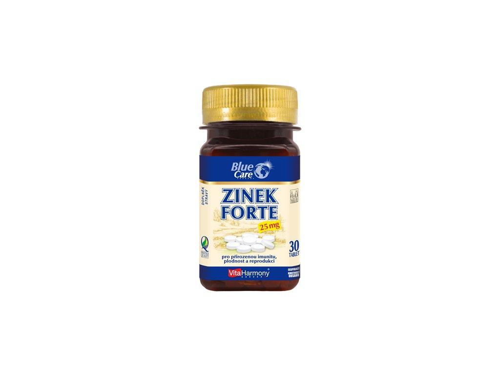 Zinek Forte 25 mg (30 tbl.)