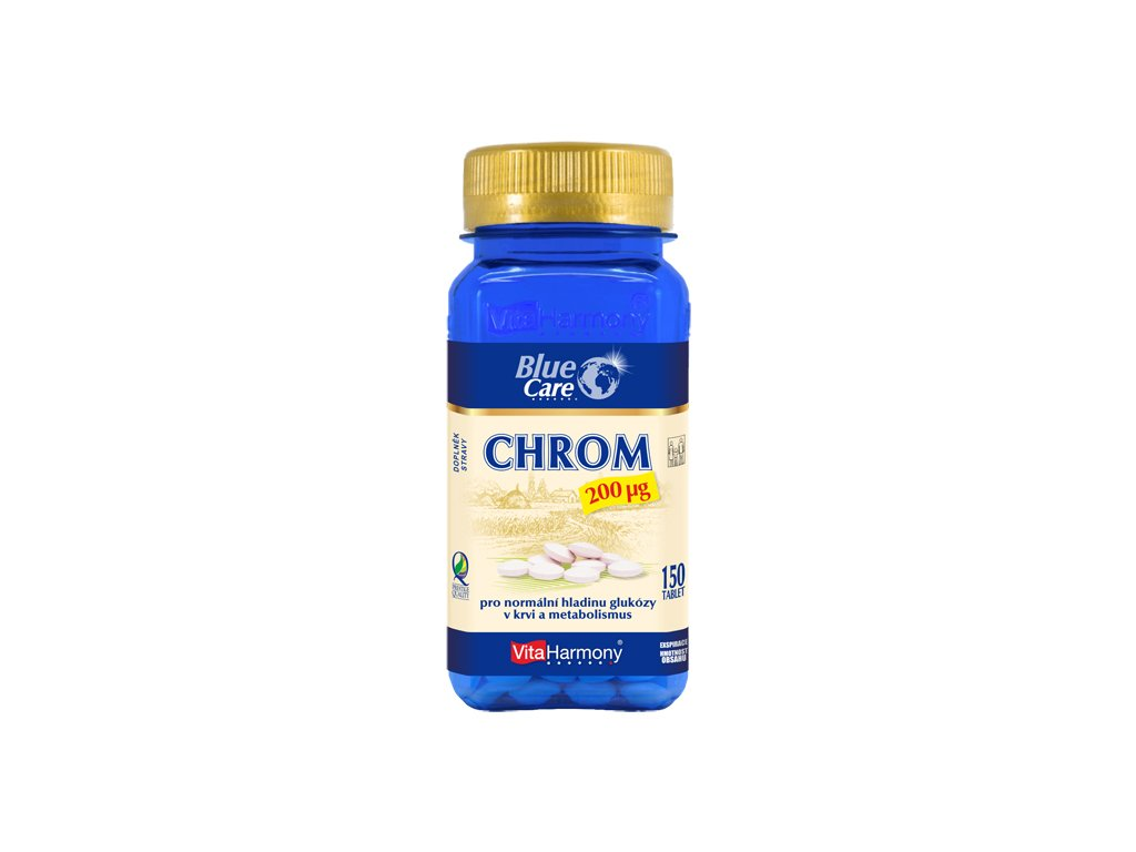 Chrom 200 µg (150 tbl.)