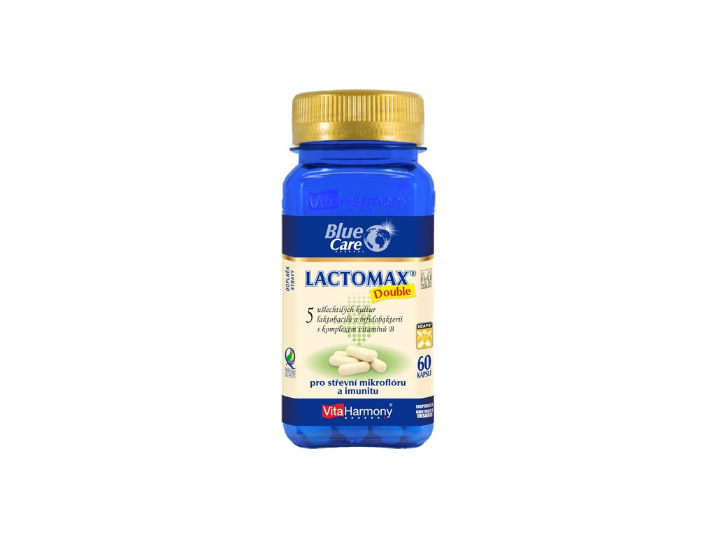 Lactomax® Double (60 cps.)