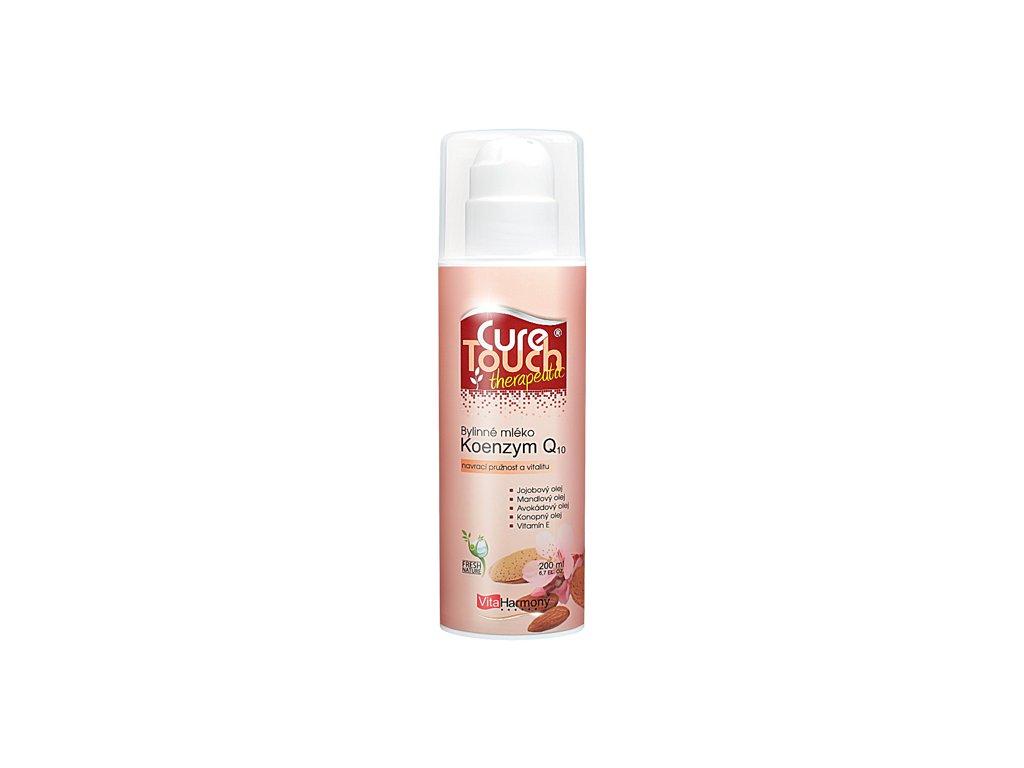 Koenzym Q10 bylinné mléko (200 ml)