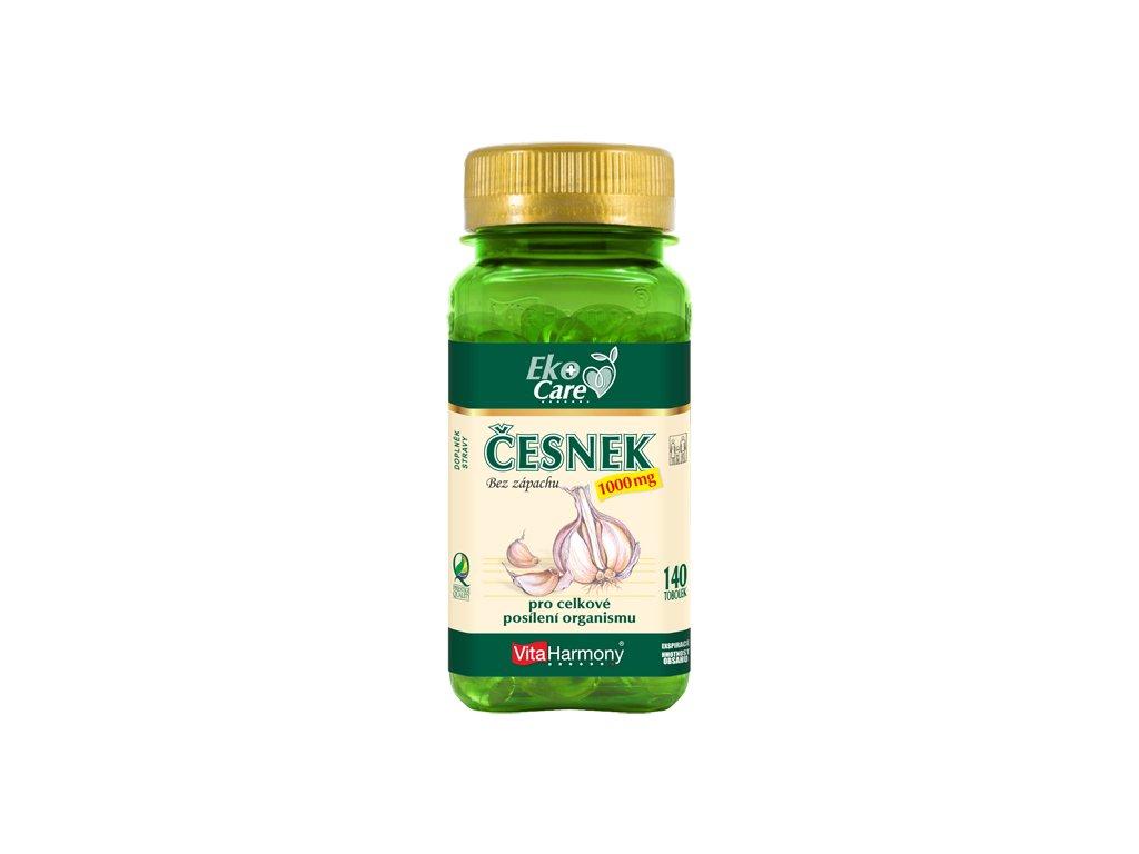 VE Česnek 1000 mg (140 tob.)