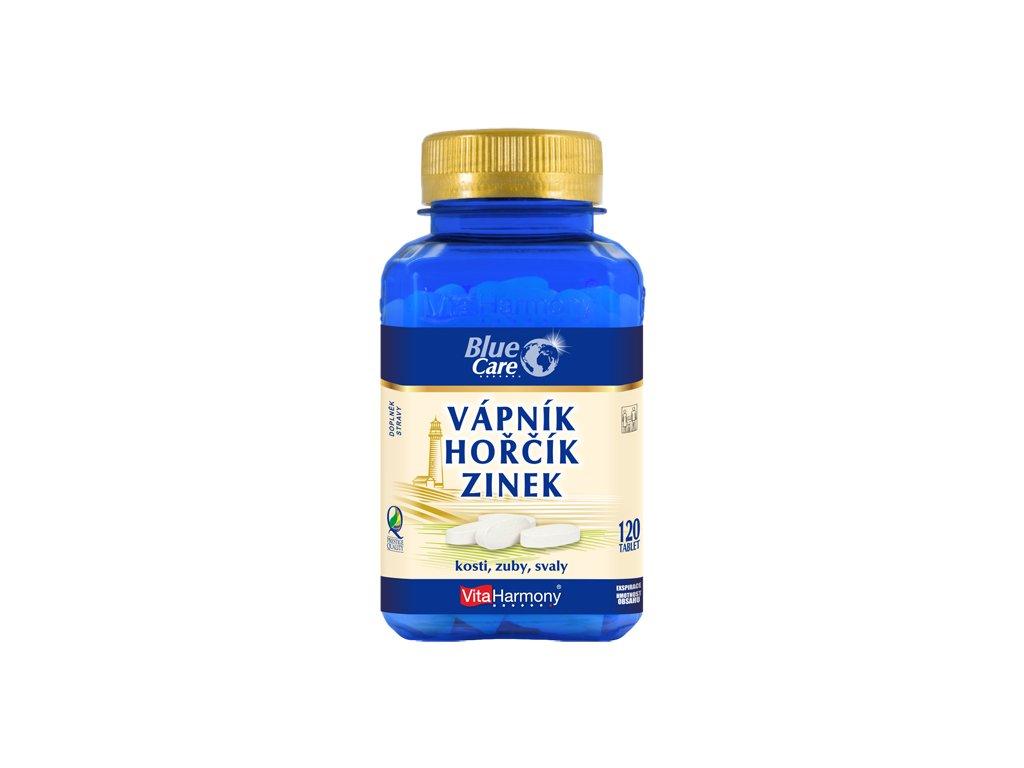 Vápník & Hořčík & Zinek (120 tbl.)