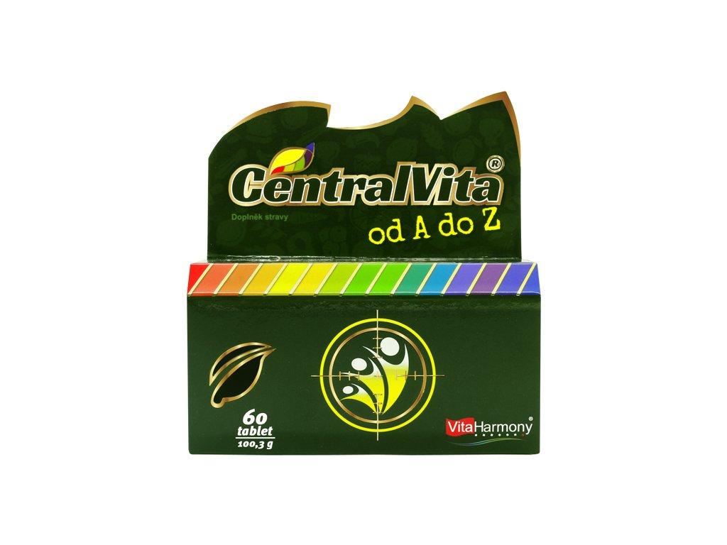 CentralVita® od A do Z (60 tbl.)