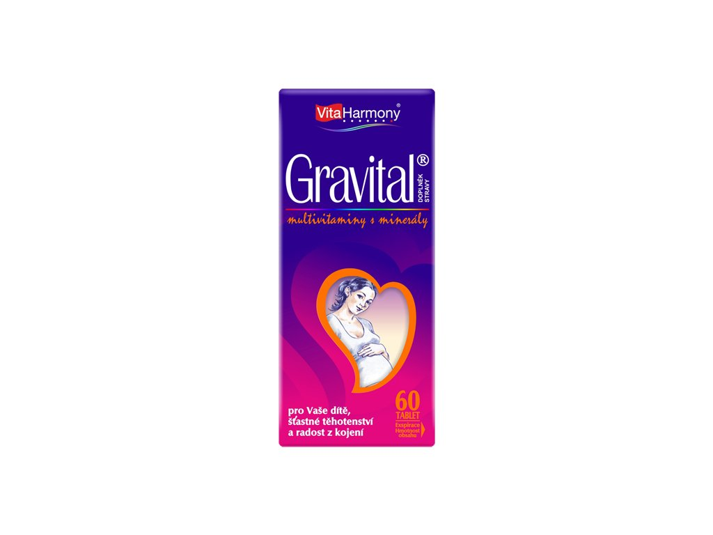 Gravital® (60 tbl.)