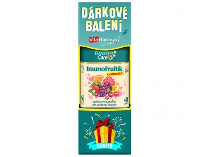 ImunoFruitík Gummies (40 gummies)